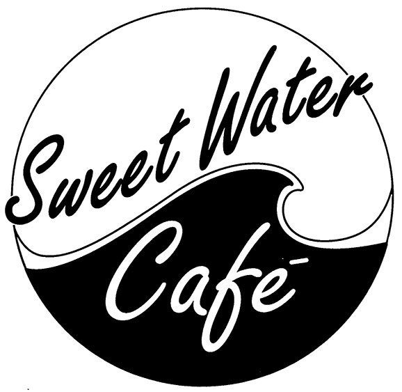 Sweet Water Cafe Black Logo